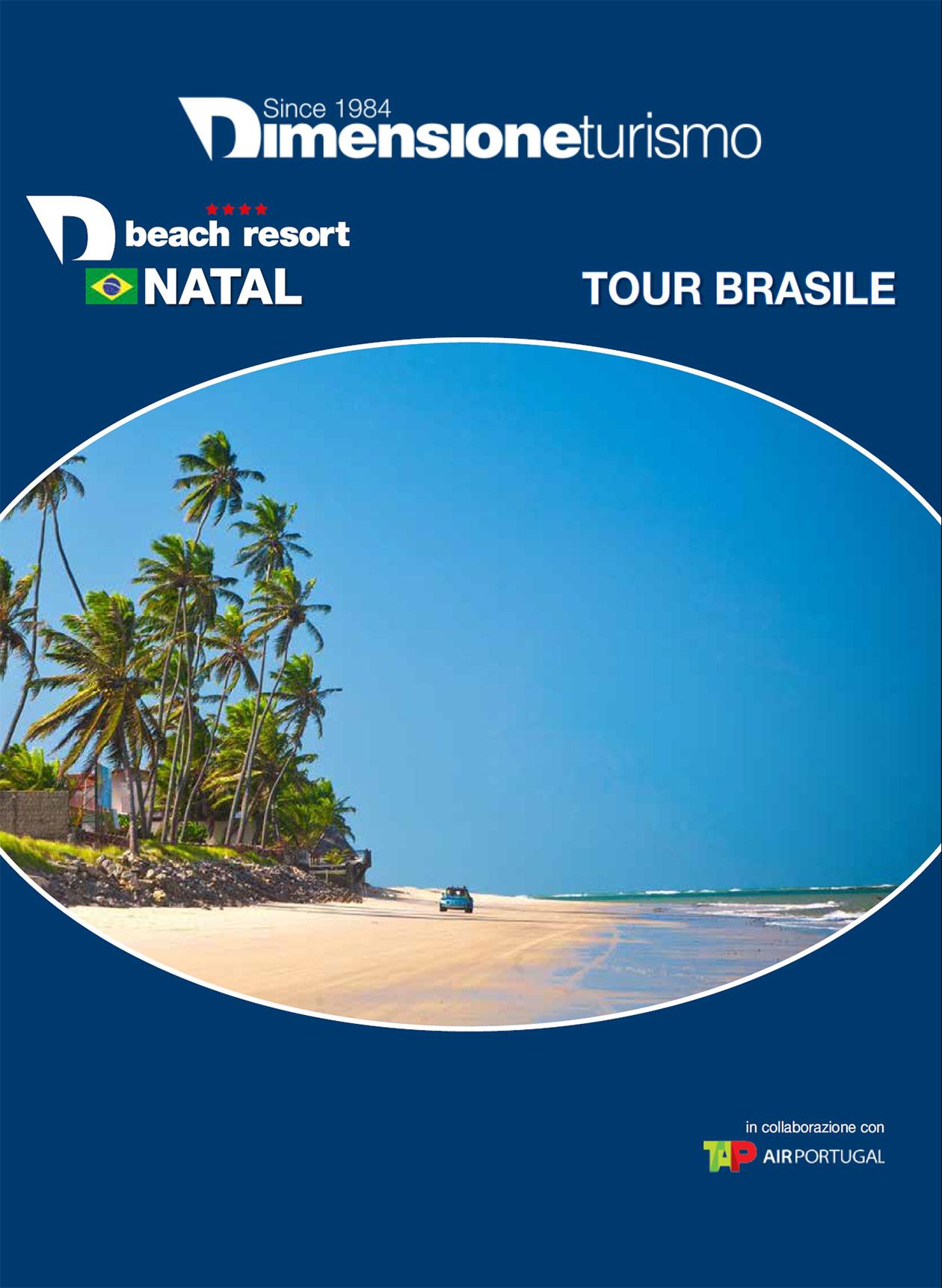 Copertina brochure Brasile