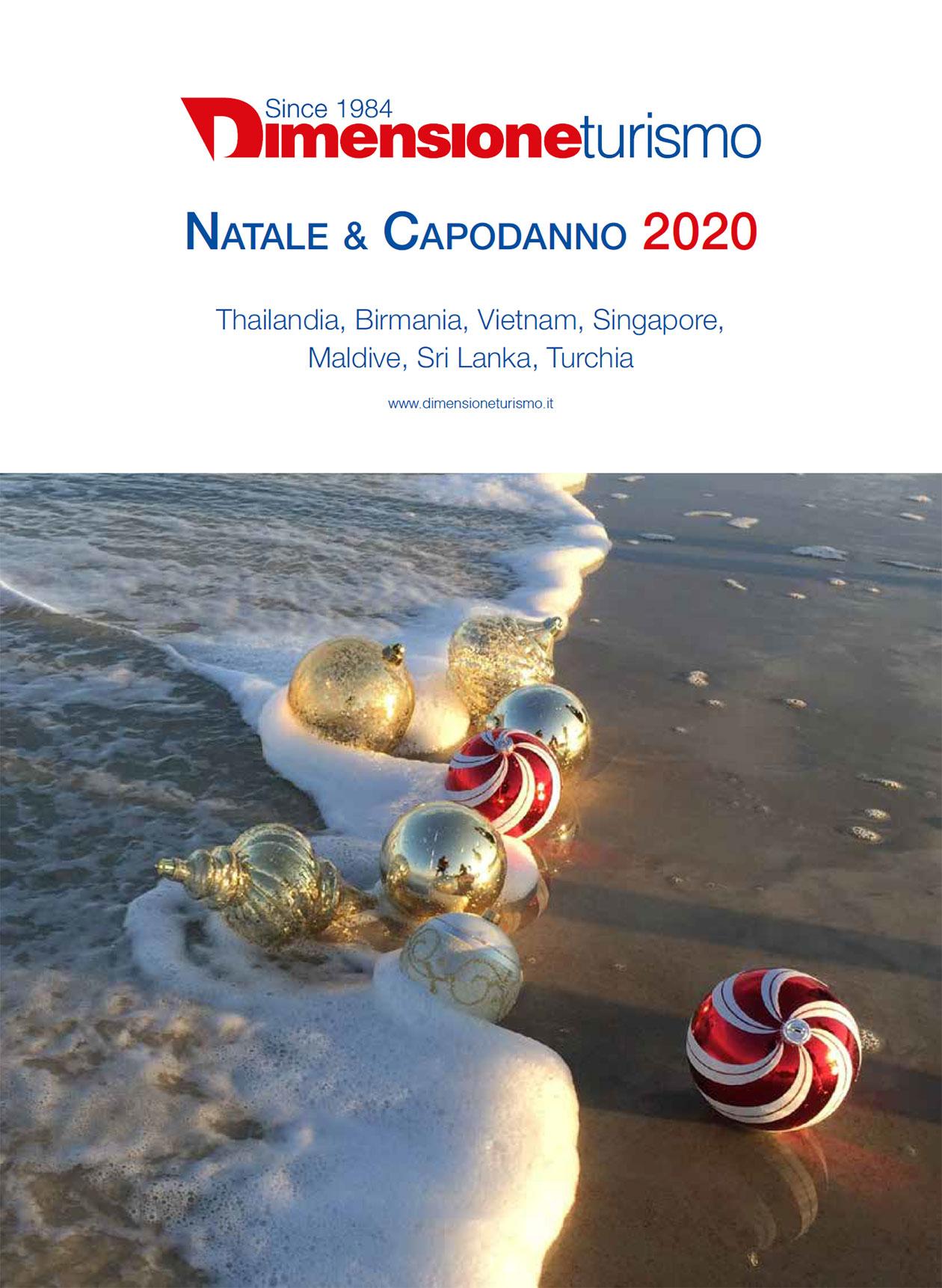 Copertina brochure Natale & Capodanno