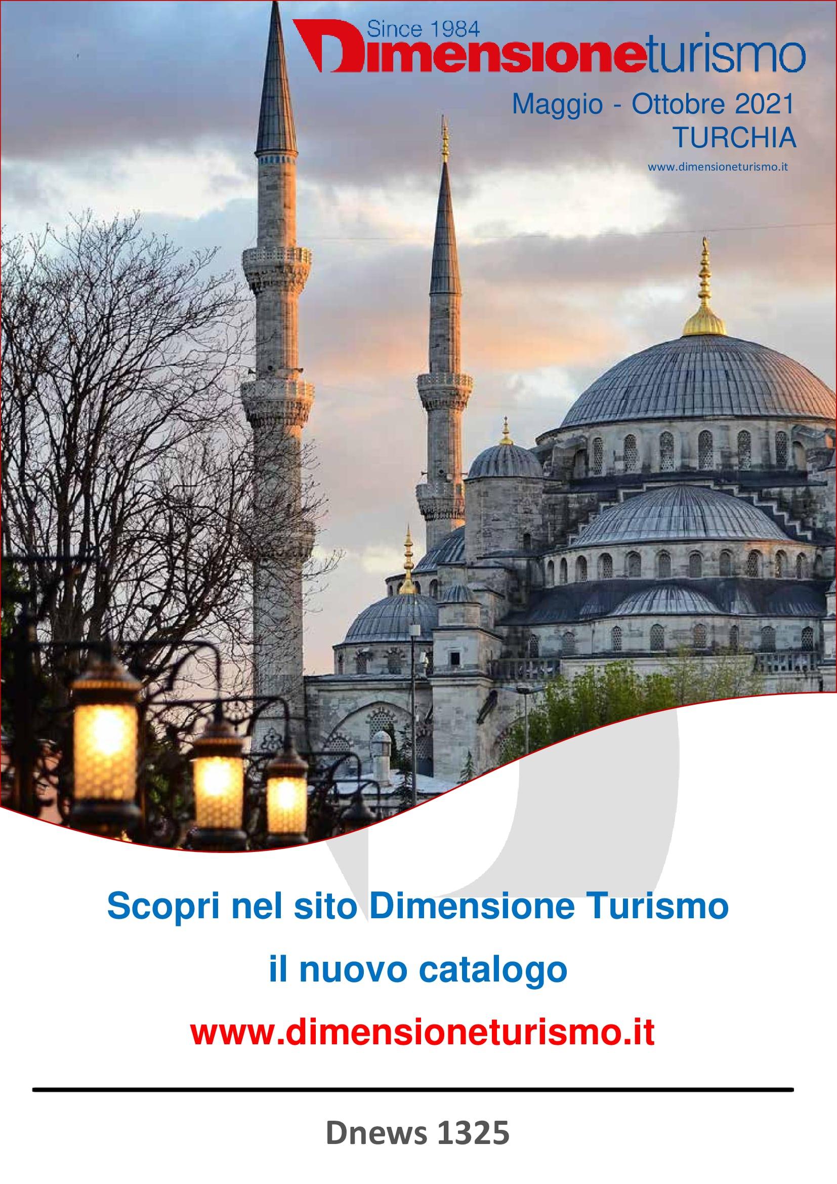 brochure scopri il catalogo turchia